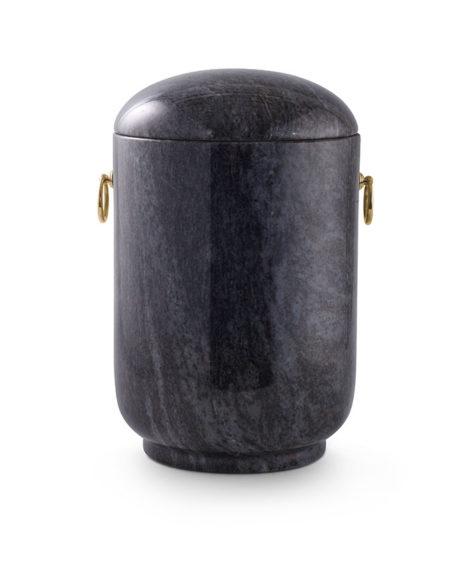 natuurstenen urn skri kulam bleu (125b)