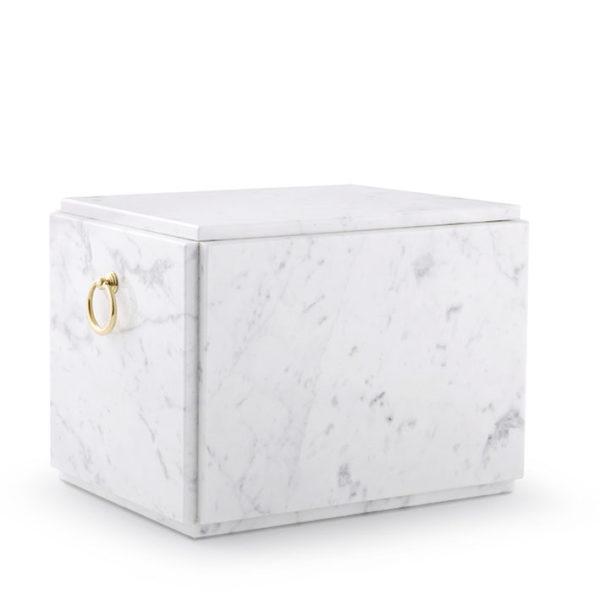 natuurstenen wit marmeren sarcofaag (139)