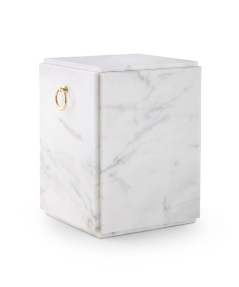 natuurstenen sarcofaag wit marmer (149wit)