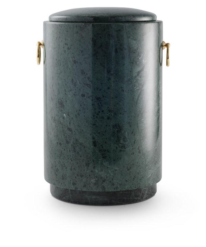 natuurstenen urn serpentino (303)
