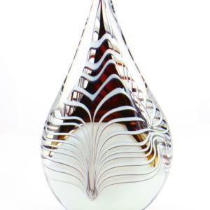 U03 as druppel amber urn