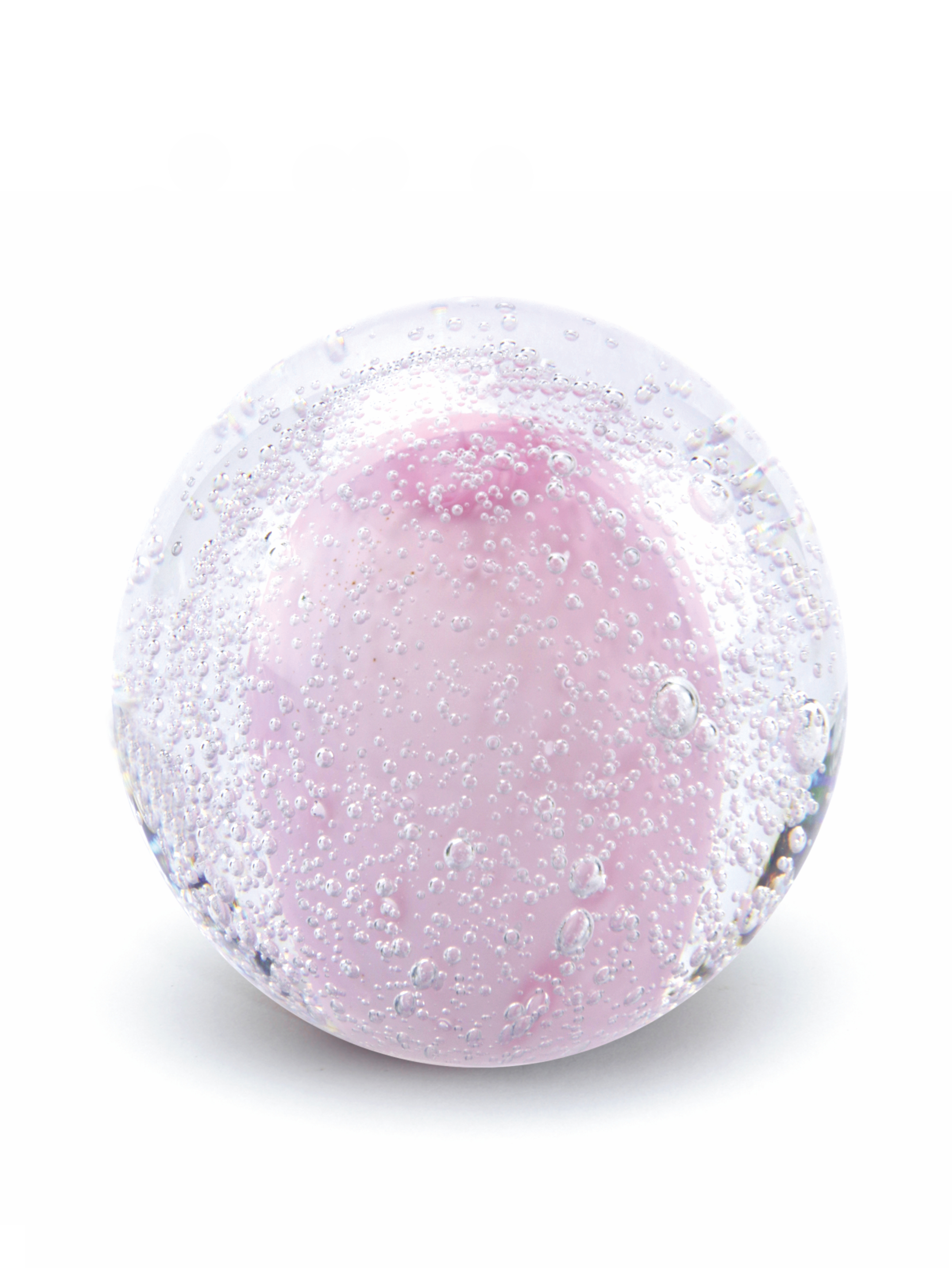 A11STBTP Stardust bulb transparant Pink
